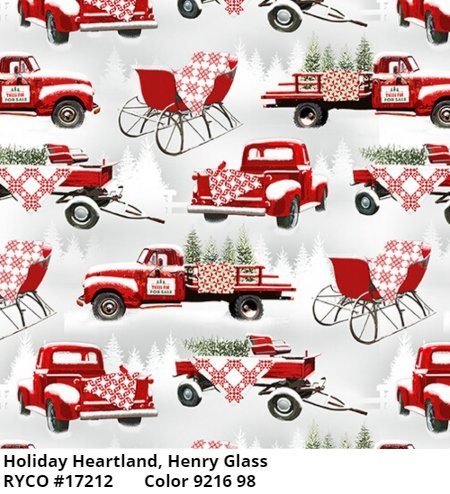 Holiday Heartland by Henry Glass & Co (9216-98)