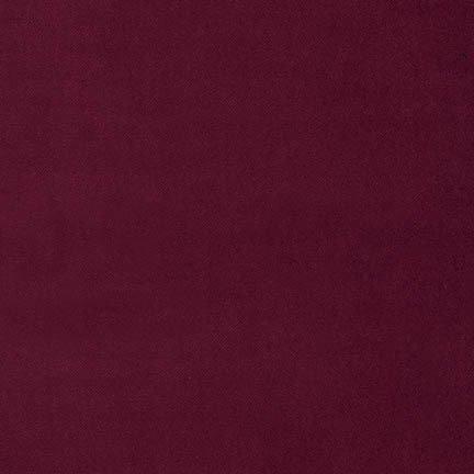 Lush Velveteen by Robert Kaufman (L185-1057 CABERNET)
