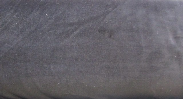 Lush Velveteen by Robert Kaufman (LUSH-VELVETEEN-BLACK)