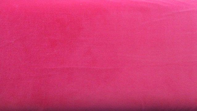 Lush Velveteen by Robert Kaufman (LUSH-VELVETEEN-HOT-PINK)