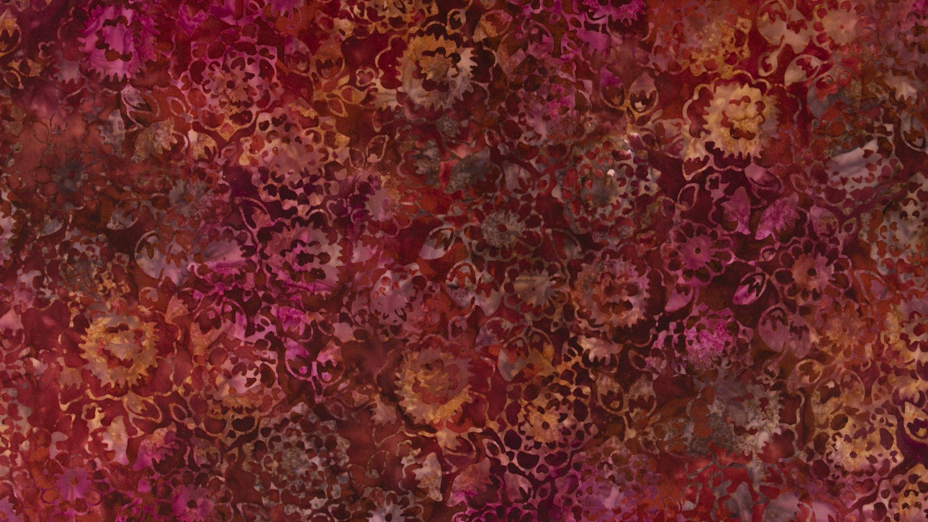 Malam Batiks VII by RJR Fabrics (jb301-bu1b)