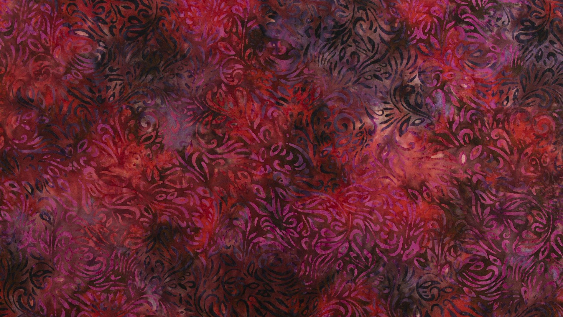 Malam Batiks VII by RJR Fabrics (jb302-ru1b)