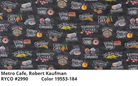 Metro Cafe by Robert Kaufman