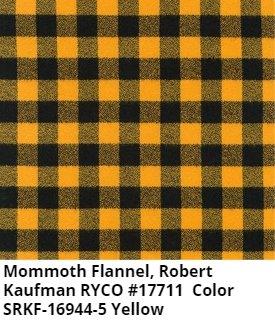 Mammoth Flannel by Robert Kaufman