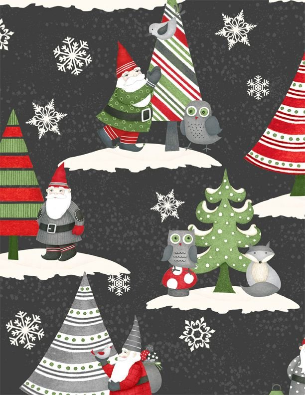 Winter Gnomes by Wilmington Prints (1862-67572-973)