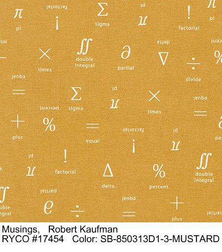 Musings by Robert Kaufman