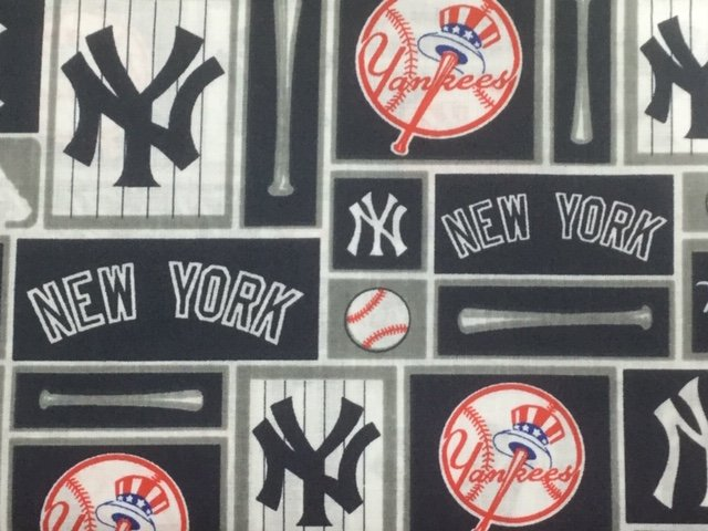 New York Yankees by Fabric Traditions (6647-B)