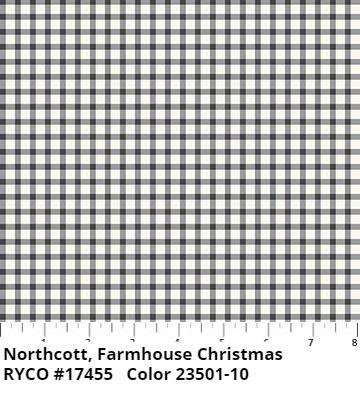 Farmhouse Christmas by Northcott