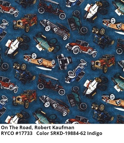 On The Road by Robert Kaufman