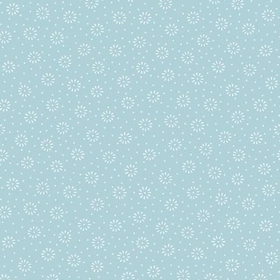 Daisy, Andover, Powder Blue -9047-T2