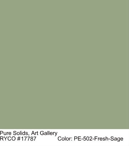 Pure Solids by Art Gallery
