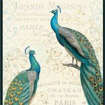 Majestic Beauties by Wilmington Prints (Q1655-44049-145)