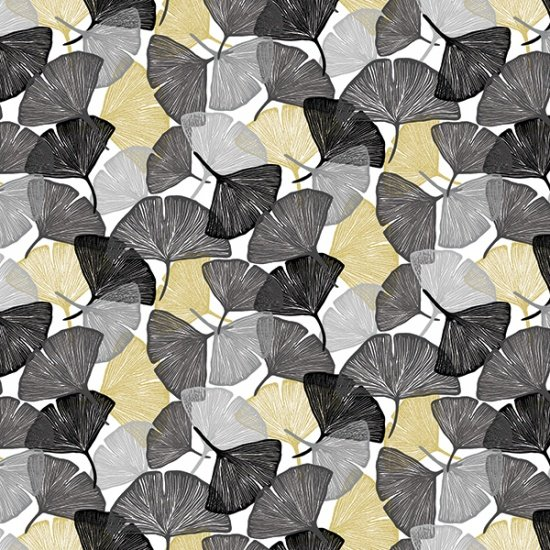 Mixed Metals by Hoffman Fabrics (Q4518-619G-Warm-Gray-Gold)