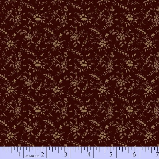 Cozies Flannel by Marcus Fabrics (R48-2815-0263)