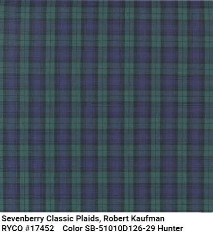 Sevenberry: Classic Plaids