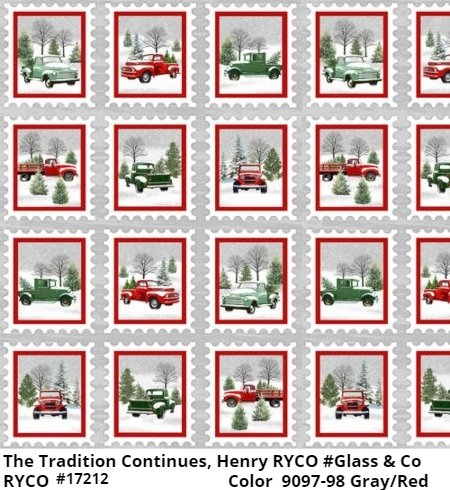 The Tradition Continues by Henry Glass & Co (9097-98)