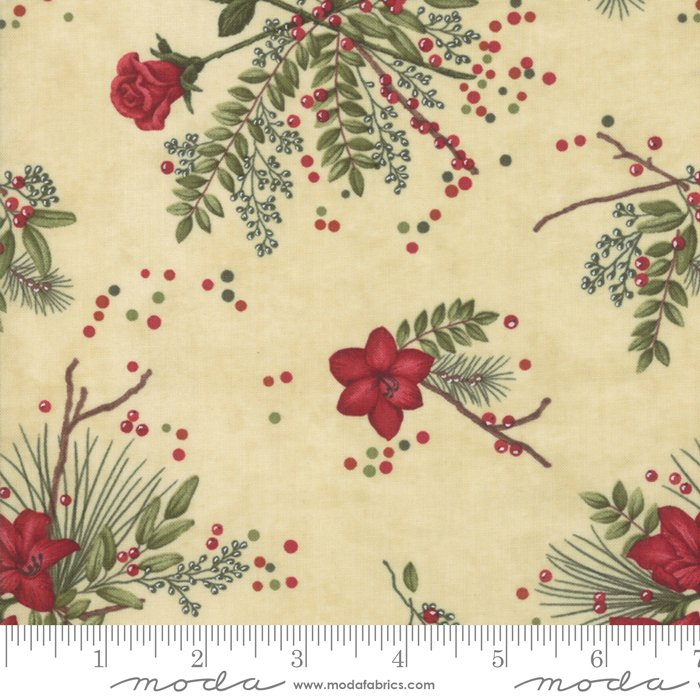 Winter Manor by Holly Taylor for Moda Fabrics (6771-12)