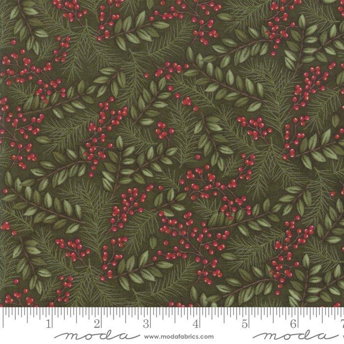 Winter Manor by Holly Taylor for Moda Fabrics (6772-14)
