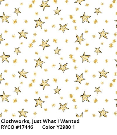 Just What I Wanted by Clothworks