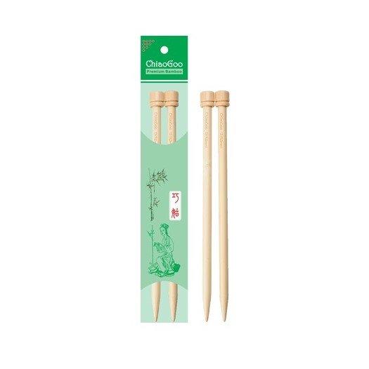 ChiaoGoo Bamboo 9 Single Point - Natural