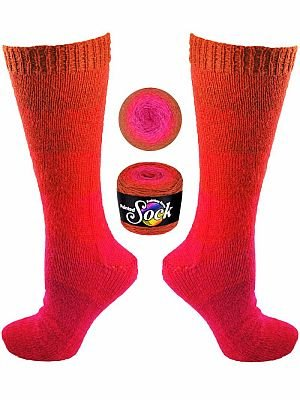 Painted Sock - KFI