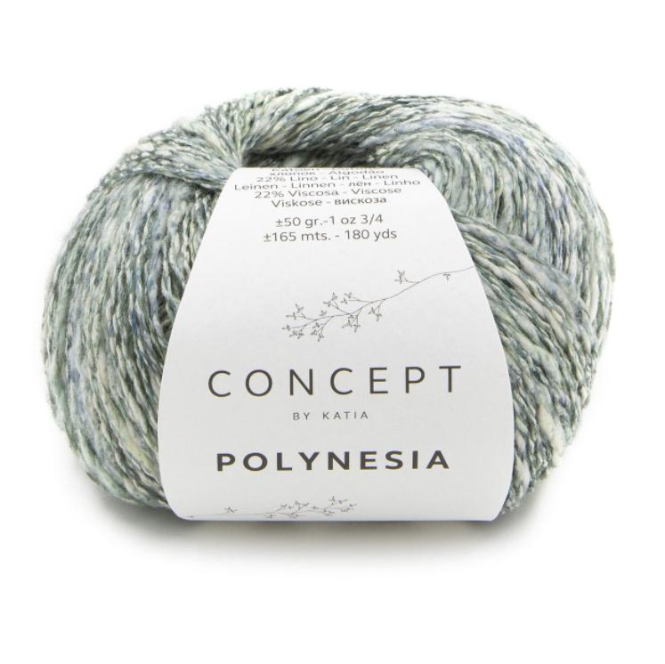 Polynesia - Concept by Katia