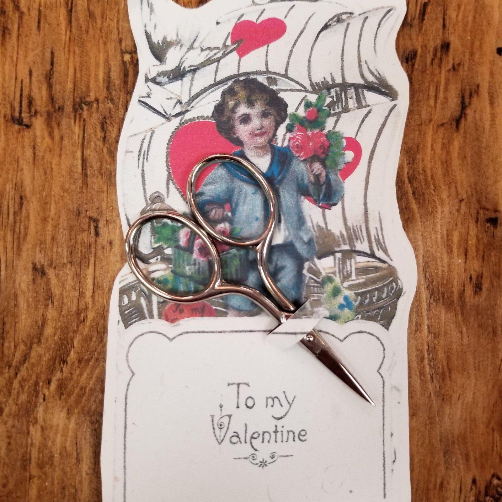 Valentine's Scissors