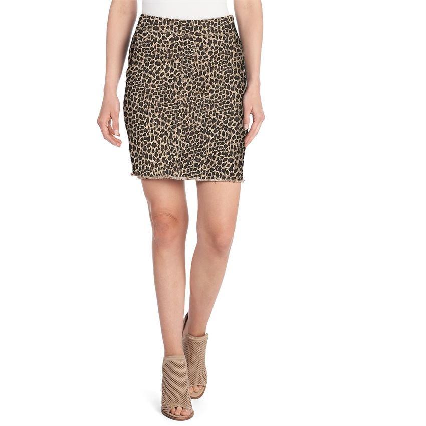 OMG Printed Skirt