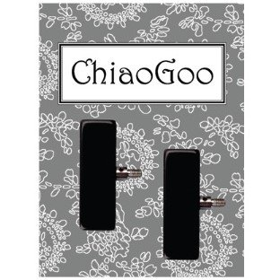 End Stoppers for ChiaoGoo Interchangeable Needles