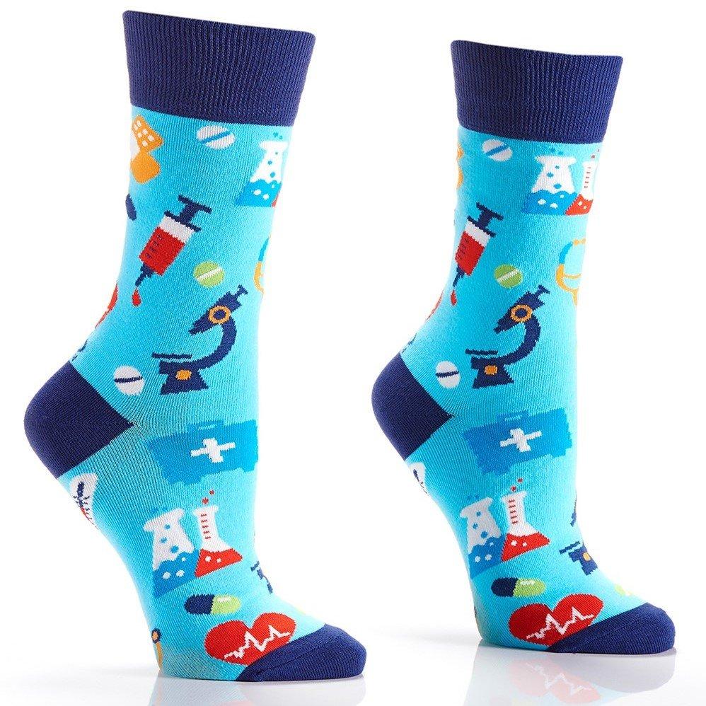 Yo Sox Women's Crew Socks