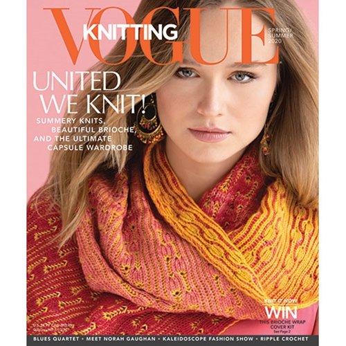 Vogue Knitting Spring Summer 2020