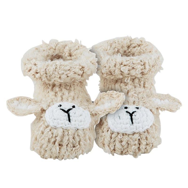Lamb Knit Booties