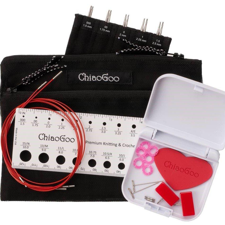 ChiaoGoo Twist 5 Mini Interchangeable Set