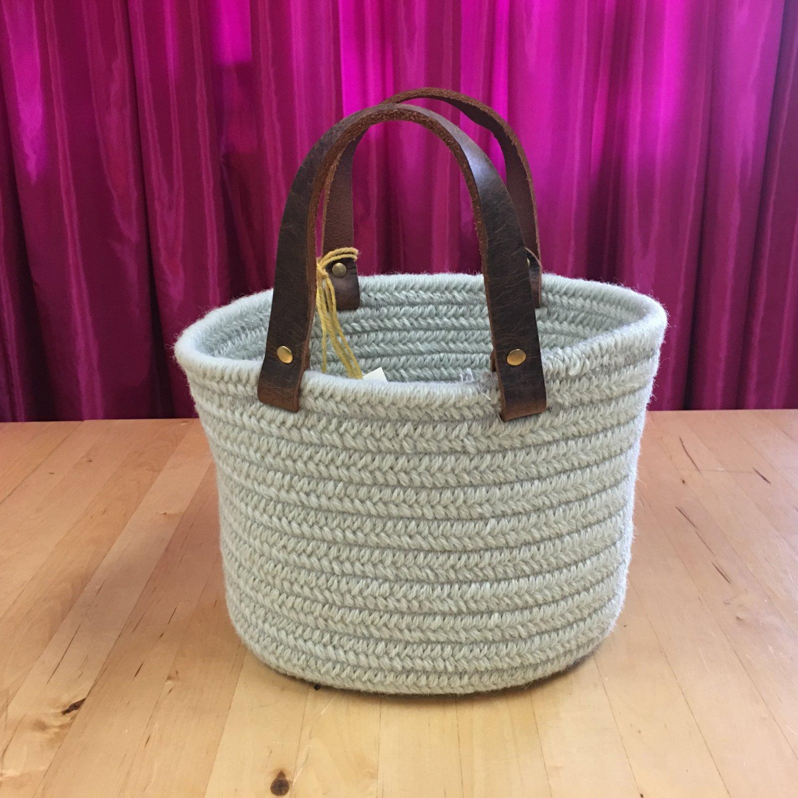 USA Made Wool Baskets