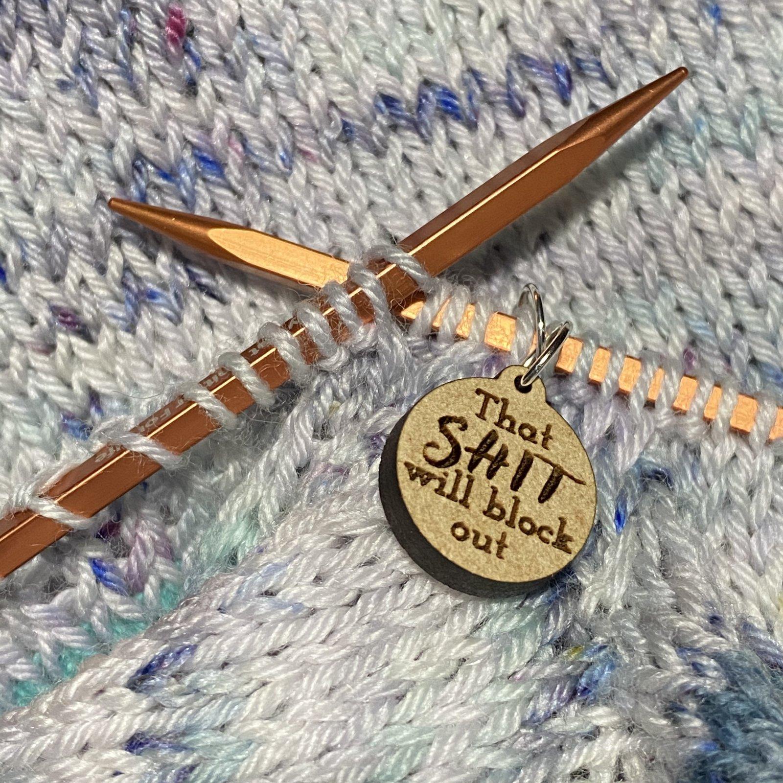 Knitique Exclusive Stitch Markers
