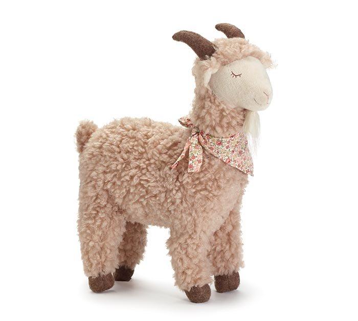 Furry Goat Plushie