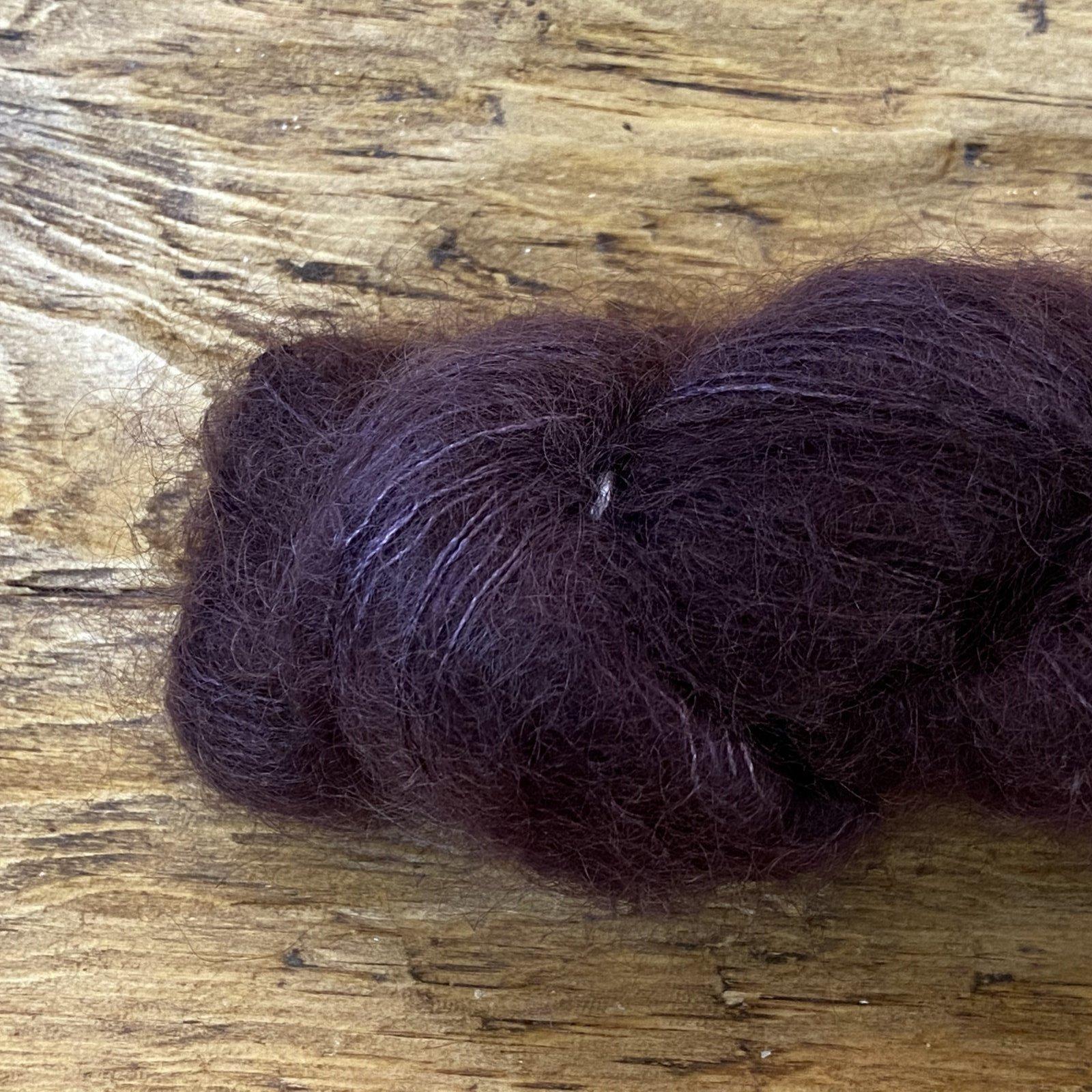 Irish Moss Silk Mohair by Alexandra