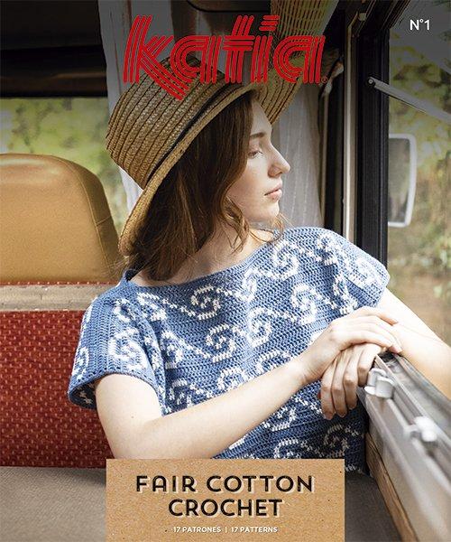 Katia Fair Cotton Crochet #1