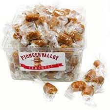 Pioneer Valley Traditional Caramels