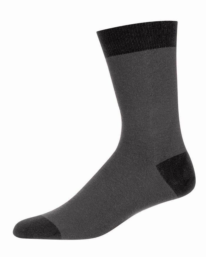 MeMoi Men's Cashmere Socks