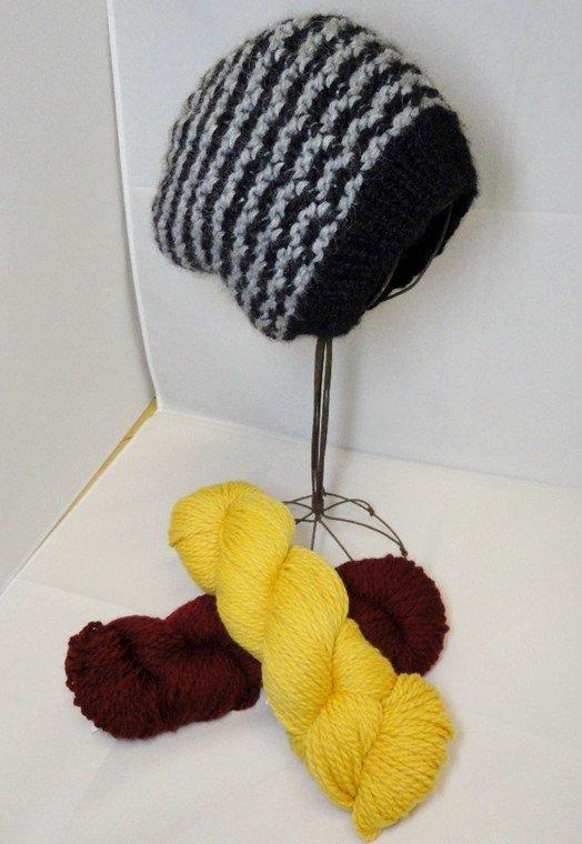Cobblestones Hat Pattern