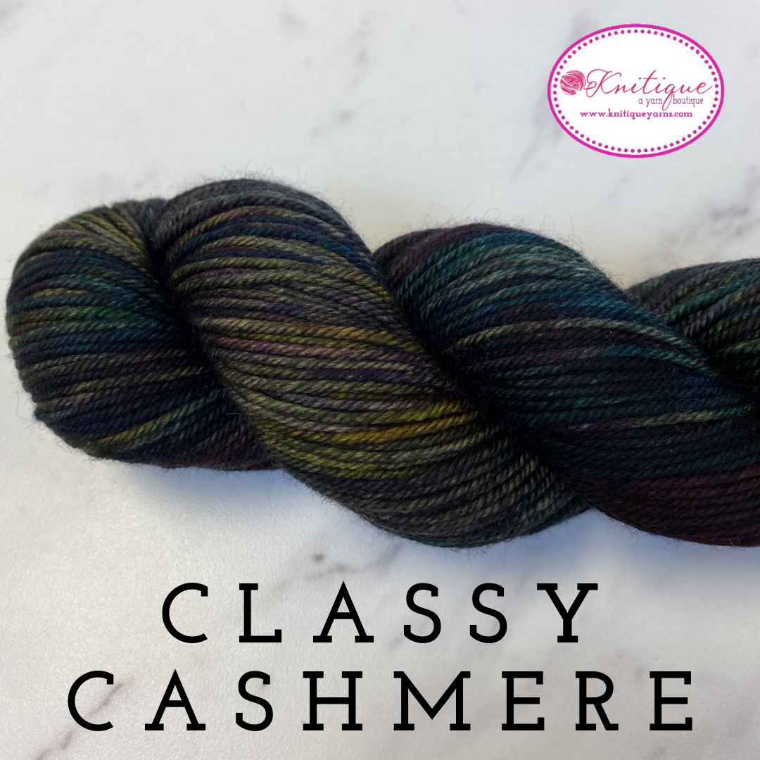 Knitique Exclusive Classy Cashmere - Dream in Color