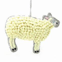 Sheep or Llama Ornaments