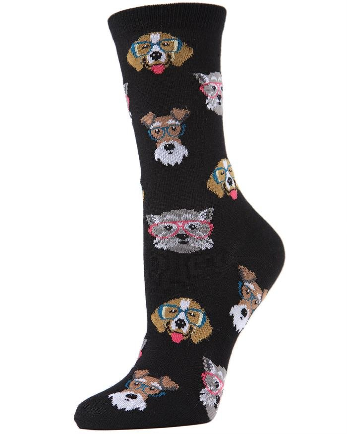 MeMoi Women's Crew Socks