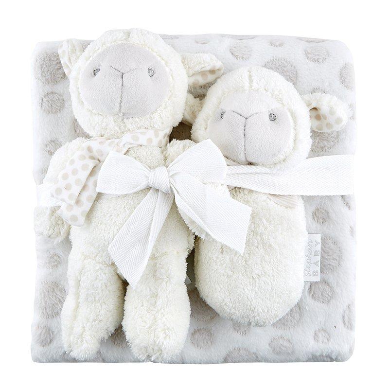 Lamb Baby Gift Set