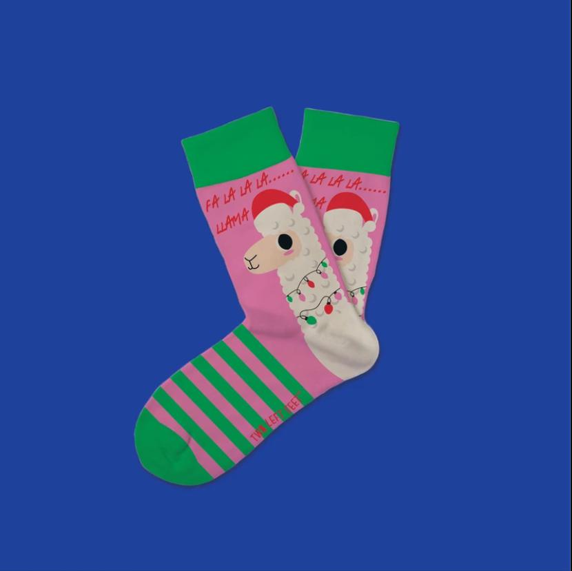 Children's Holiday Socks - Two Left Feet