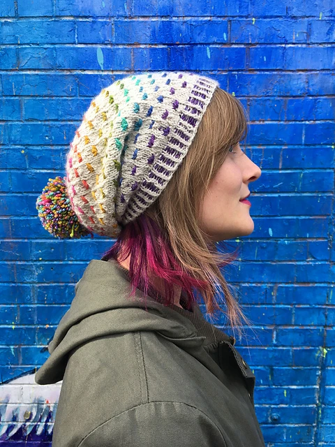 Fleur de Love Hat Kit by Dream in Color