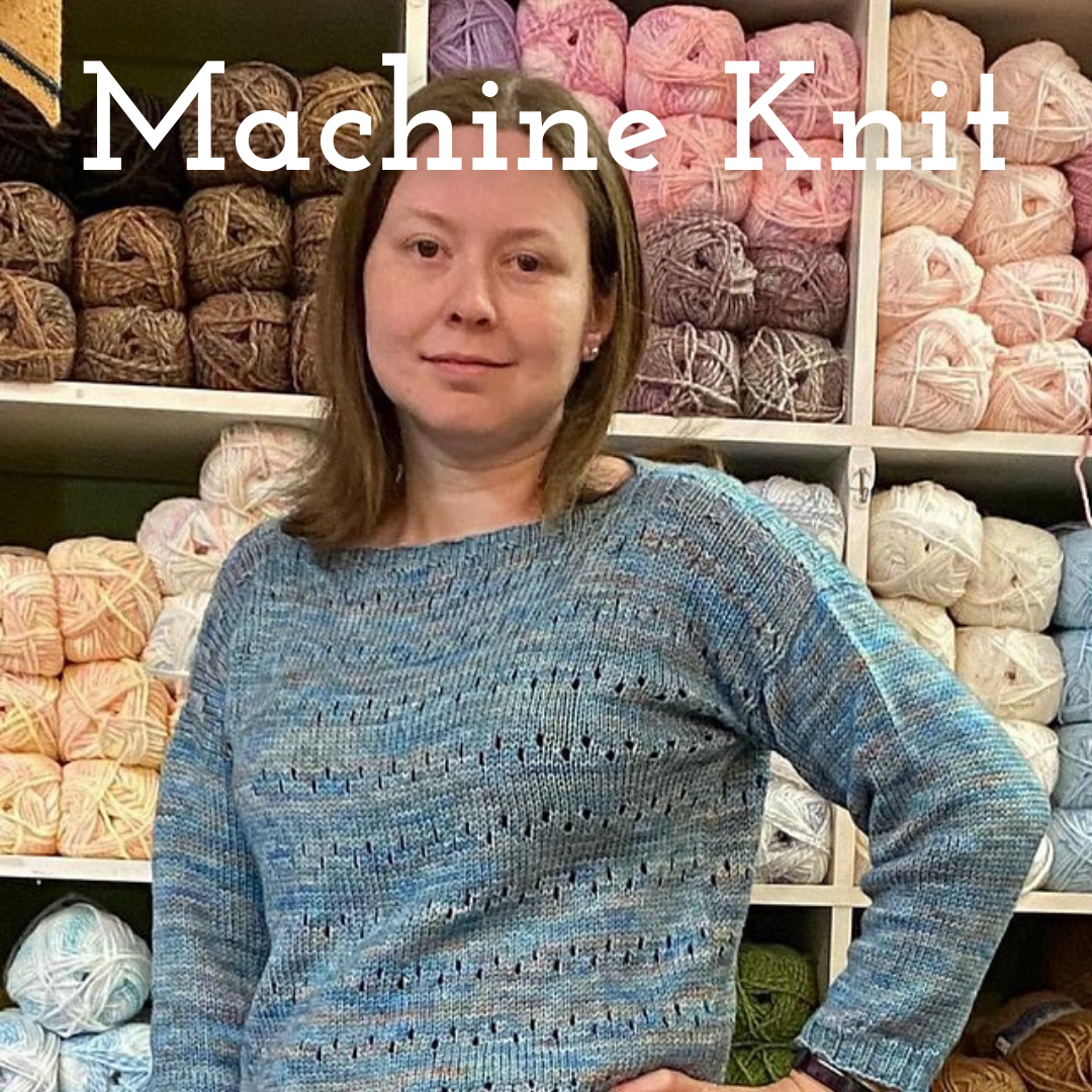 Little Lulu (Machine Knit) - On Demand Class