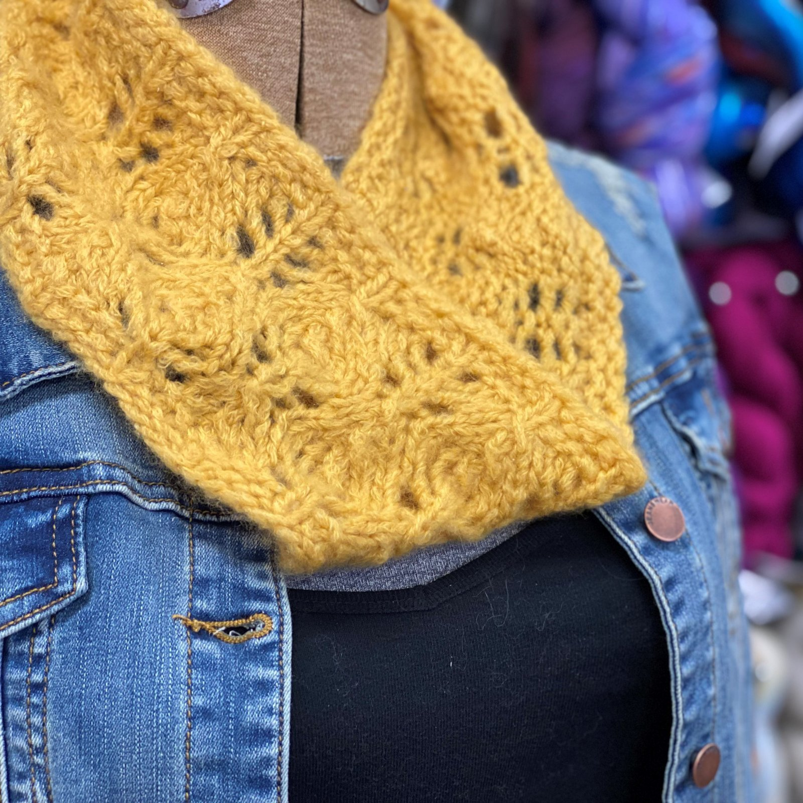 Paonne Cowl - On Demand Class