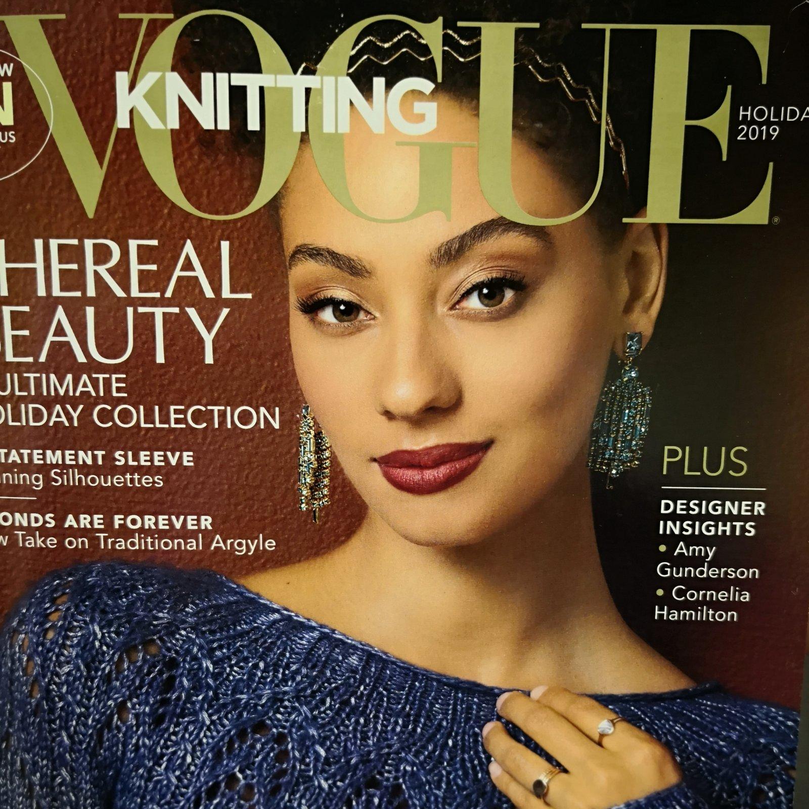 Vogue Knitting Holiday 2019